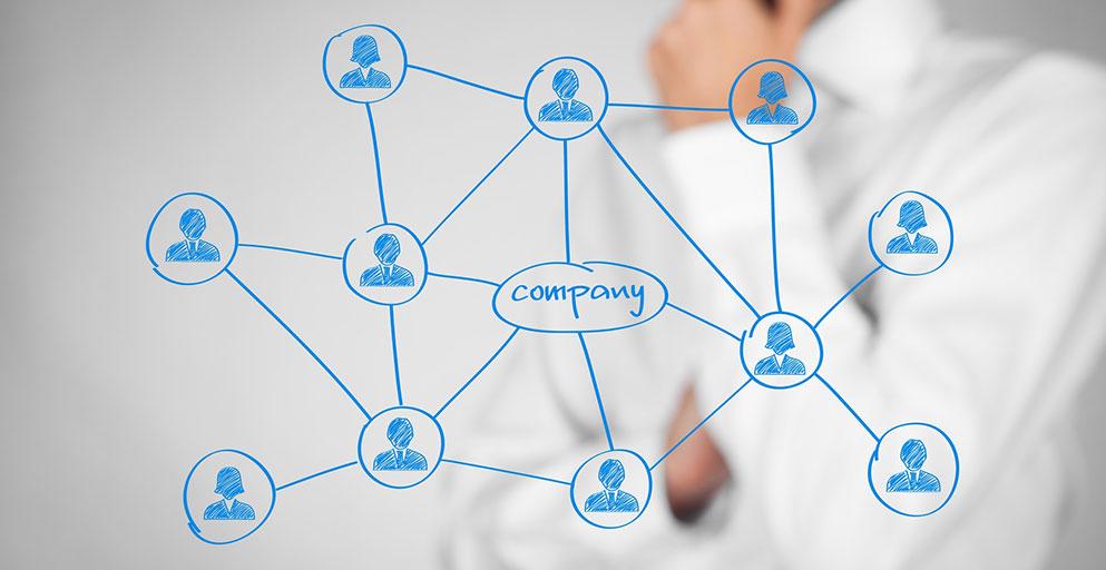 Personal Beziehungen Company