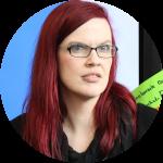 Sabine Klein, Scrum Masterin bei Diamant Software